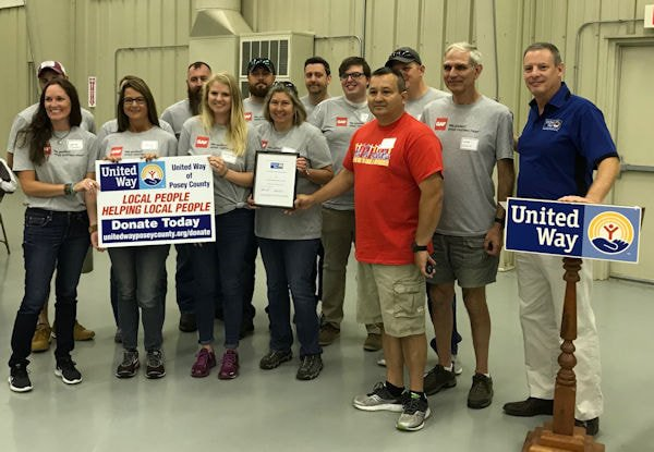 Pacesetter United Way Campaign